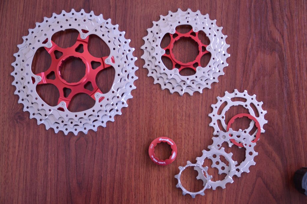 Bicycle Components & Parts Cycling Sunrace Mx3 Mountain Bike Bicycle Shimano 10 Speed Cassette 11-40t Or 42t