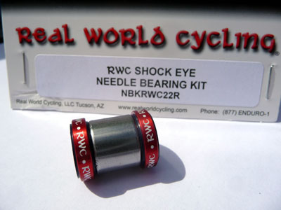 Picture of Real World Cycling Shock Eye Needle Bearing Kit for Anthem X