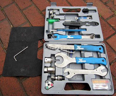 XTools Bicycle Toolkit