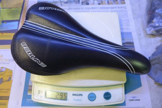 Redline mini saddle